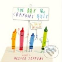 Oliver Jeffers: The Day the Crayons Quit