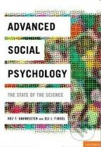 Roy F. Baumeister: Advanced Social Psychology