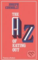 Joseph Connolly: The A - Z of Eating out
