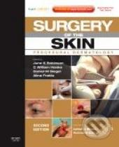 June K. Robinson: Surgery of the Skin