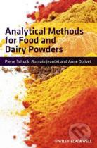 Pierre Schuck, Romain Jeantet, Anne Dolivet: Analytical Methods for Food and Dairy Powders