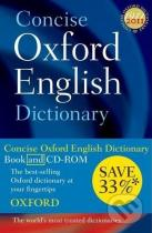 Concise Oxford English (OUP)