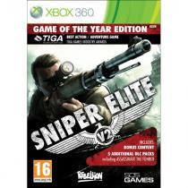 Sniper Elite v2 Game of the Year Edition (Xbox 360)