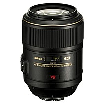 Nikon 105mm f/2.8G AF-S IF-ED VR Micro