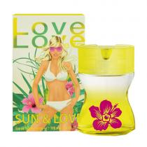Morgan Love Love Sun & Love EdT 100ml W