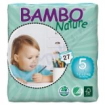 ABENA BAMBO Nature Junior 12-22kg 27ks