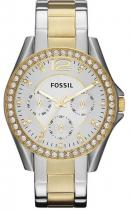 Fossil Riley Two-Tone ES3204