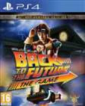 Back to the Future The Game 30th (PS4)