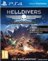 Helldivers Super-Earth (Ultimate Edition) (PS4)