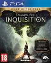 Dragon Age 3 Inquisition (PS4)