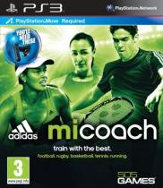 Adidas miCoach: The Basics (PS3)