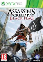 Assassins Creed IV: Black Flag (Xbox 360)