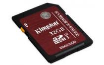 Kingston SDHC 32GB Class 10 UHS-I U3(SDG/32GB)