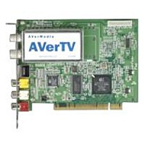 AVer M113:PCI TV/FM Tuner HW MPEG2+TText, Win MCE