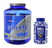 Mex Nutrition Isolate Pro 1816g