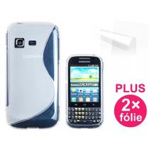 CONNECT IT S-Cover Samsung Galaxy Chat