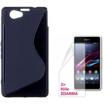 CONNECT IT S-Cover Sony Xperia Z1 Compact