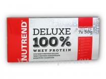 Nutrend Deluxe 100% Whey (7x30g) 210g