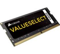 Corsair Value Select 4GB DDR4 2133 SODIMM CL 15 - CMSO4GX4M1A2133C15