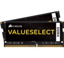 Corsair Value Select 8GB (2x4GB) DDR4 2133 SODIMM CL 15 - CMSO8GX4M2A2133C15