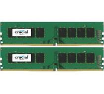 CRUCIAL 16GB (4x4GB) DDR4 2133 Single Ranked CL 16 - CT4K4G4DFS8213