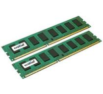 CRUCIAL 4GB (2x2GB) DDR3L 1600 Dual Voltage CL 11 - CT2K25664BD160B