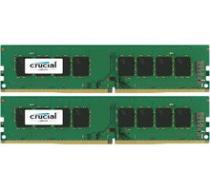 CRUCIAL 8GB (2x4GB) DDR4 2133 Single Ranked CL 16 - CT2K4G4DFS8213