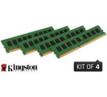 Kingston System Specific 32GB (4x8GB) DDR3 1600 ECC brand Dell - KTD-PE316EK4/32G