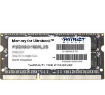Patriot Signature Line 8GB DDR3 1600 SO-DIMM CL 11 - PSD38G1600L2S