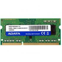 ADATA SO-DIMM 4GB DDR3 1600MHz CL11 Tray (ADDS1600W4G11-S)