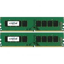 Crucial 8GB KIT DDR4 2400MHz CL17 (CT2K4G4DFS824A)