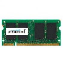 Crucial SO-DIMM 2GB DDR2 667MHz CL5 CT25664AC667