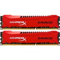 Kingston 8GB KIT DDR3 2400MHz CL11 Kingston HyperX Savage Series HX324C11SRK2/8