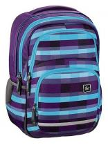 All Out 138304 Blaby Summer Check Purple