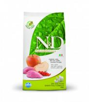 N&D Grain Free Dog Adult Boar Apple 800g