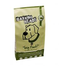 Barking Heads Big Foot Bad Hair Day 18kg