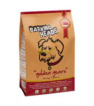 Barking Heads Golden Years 18kg