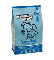Barking Heads Puppy Days 18kg