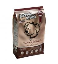 Barking Heads Turkey Delight Grain Free 18kg