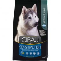 CIBAU Dog Adult Sensitive Fish Rice 2,5kg