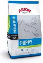 Arion Dog Original Puppy Medium Chicken Rice 12kg