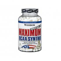 Weider Maximum BCAA Syntho 120 tablet