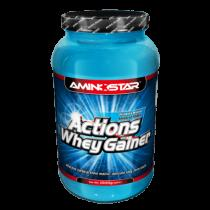 Aminostar Whey Gainer Actions, 4500 g