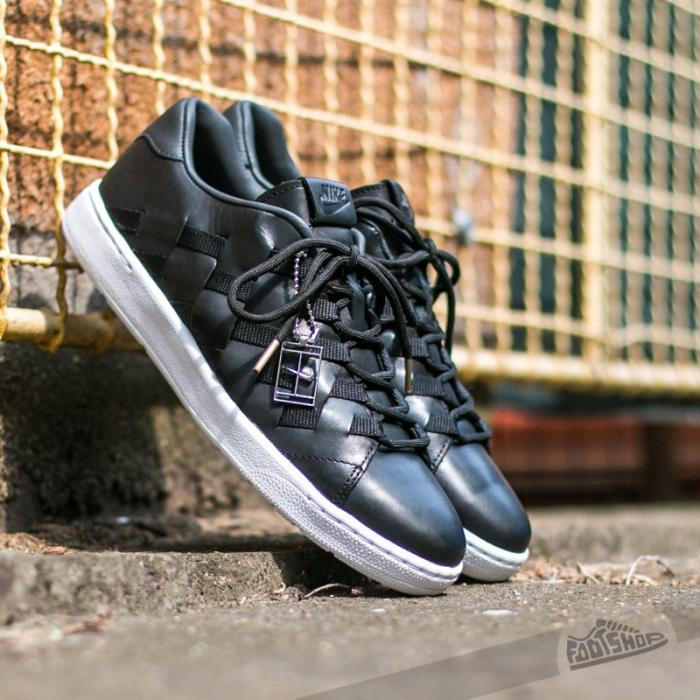 Nike Tennis Classic Ultra Premium QS 'Woven Pack' Black/ Black-Anthracite-White