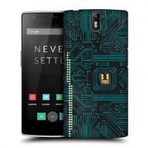 Pouzdro Head Case Circuit Boards pro OnePlus One