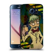 Pouzdro Head Case Mad Scientists pro Samsung G920 Galaxy S6