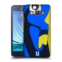 Pouzdro HeadCase Yellow Belly Regal Tang Colourful Fish pro Samsung Galaxy A3, A300