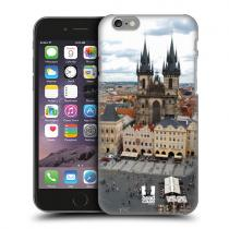 Pouzdro HeadCase Old Town Square Prague Czech Republic Famous City Squares pro Nokia X Dual
