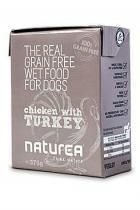 Naturea GF Dog Chicken Turkey 375g