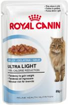 Royal Canin Ultra Light v želé 85g